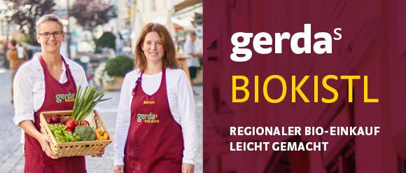 Gerdas Biokistl – ursprünglicher Geschmack und herrliche Frische-